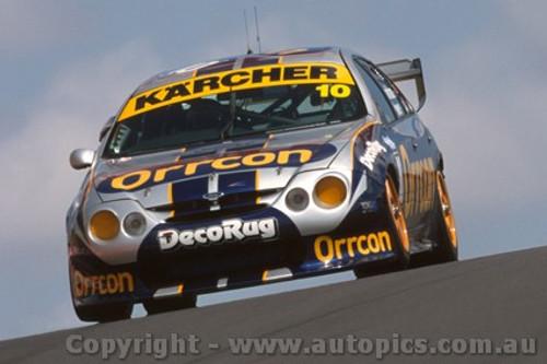 202706 - Mark Larkham / Will Power Falcon AU - Bathurst 2002 - Photographer Craig Clifford
