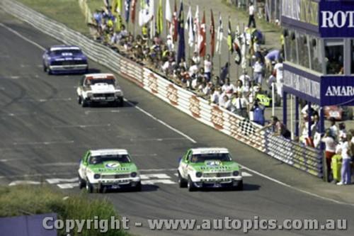 79044 - Allan Moffat & Bob Morris Holden Torana A9X - Amaroo 15th May 1979  - Photographer Lance J Ruting