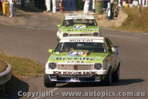 79045 - Allan Moffat & Bob Morris Holden Torana A9X - Amaroo 15th May 1979  - Photographer Lance J Ruting