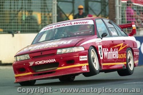 94023  -  Mark Skaife  Holden Commodore VP - Indy 1994 - Photographer Ray Simpson