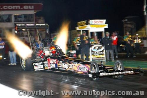 206904 - Jim Read - Winter Nats Willowbank Raceway 2006 - Photographer Marshall Cass