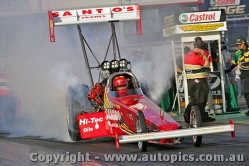 206906 - Luke Shepherd - Winter Nats Willowbank Raceway 2006 - Photographer Marshall Cass