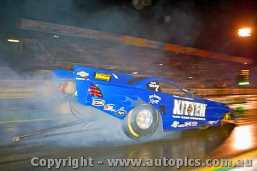 206908 - Brett Stevens - Winter Nats Willowbank Raceway 2006 - Photographer Marshall Cass