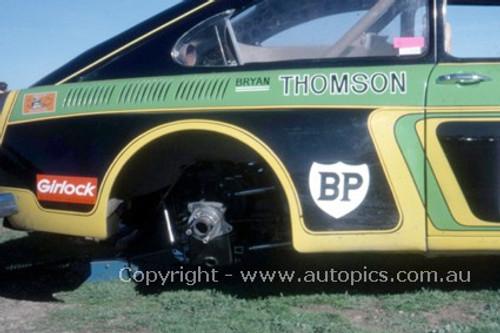 75055 - Bryan Thomson  Volkswagen V8 - Adelaide 1975  - Photographer Peter Green