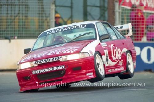 94025 - Wayne Gardner, Commodore VP - Indy 1994 - Photographer Marshall Cass