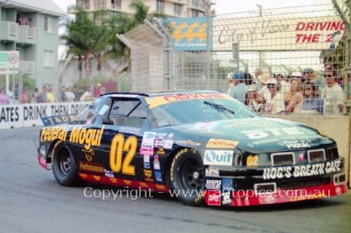 94027 - D. Grose, NASCAR - Indy 1994 - Photographer Marshall Cass