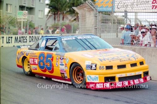94028 - A. Miedecke, NASCAR - Indy 1994 - Photographer Marshall Cass