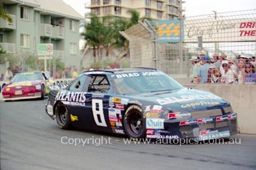 94029 - B. Jones, NASCAR - Indy 1994 - Photographer Marshall Cass