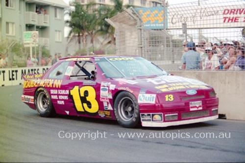 94032 - G. Cook, NASCAR - Indy 1994 - Photographer Marshall Cass