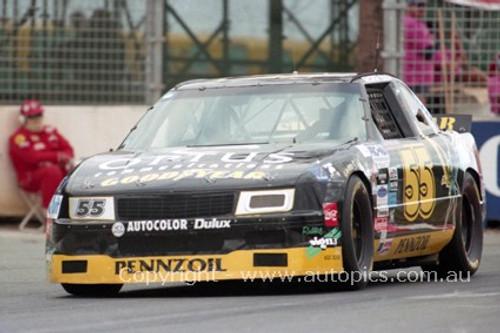 94033 - G. Elliot, NASCAR - Indy 1994 - Photographer Marshall Cass