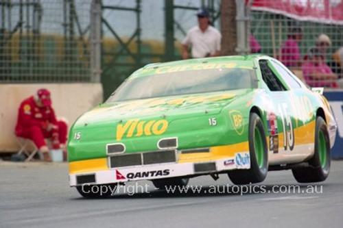 94037 - NASCAR - Indy 1994 - Photographer Marshall Cass