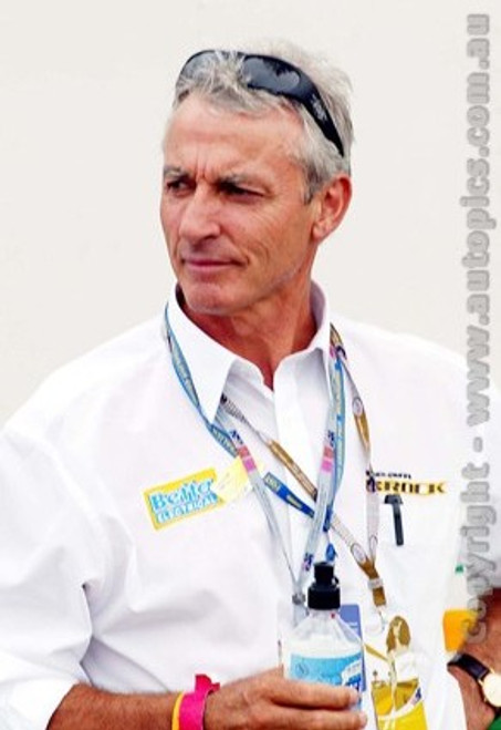 200117 - Peter Brock - 2003 -  Photographer Marshall Cass
