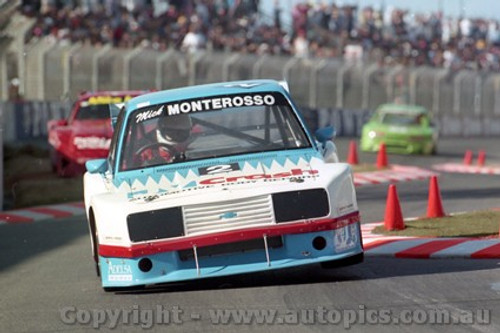 94039 - Mick Monterosso, Ford Escort - Indy 1994 - Photographer Marshall Cass