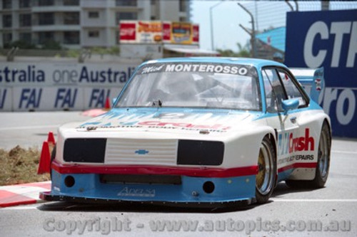 94041 - Mick Monterosso, Ford Escort - Indy 1994 - Photographer Marshall Cass