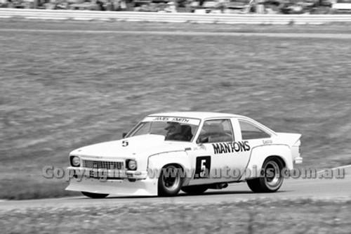 79051a - Jim Smith Holden Torana V8  - Winton - 28th October 1979 - Photographer Darren House