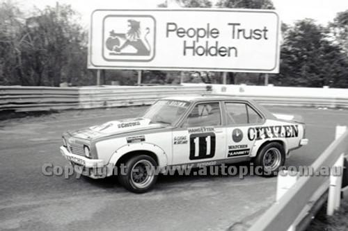 79053 - G. Cooke / W. Brown, Holden Torana A9X - Sandown Hang Ten 400 9th September 1979 - Photographer Darren House