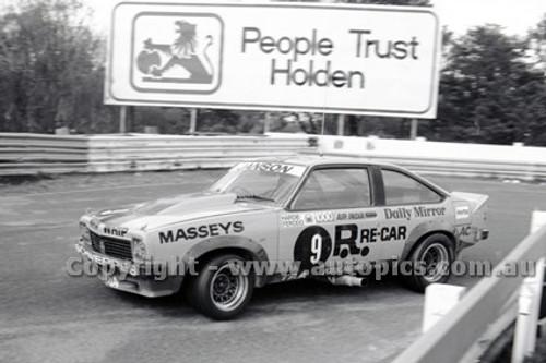 79054 - Peter Janson, Holden Torana A9X - Sandown Hang Ten 400 9th September 1979 - Photographer Darren House