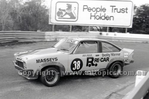79055 - Larry Perkins, Holden Torana A9X - Sandown Hang Ten 400 9th September 1979 - Photographer Darren House