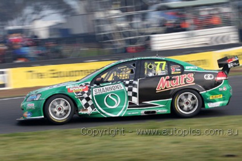 11708 - G. Denyer / C. Waters -  Holden Commodore VE  -  2011 Bathurst 1000  - Photographer Craig Clifford