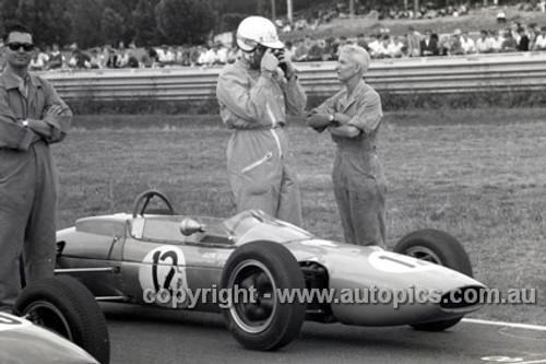 64548 - Glyn Scott, Lotus 27 Ford -  Warwick Farm 1964 - Photographer Lance J Ruting