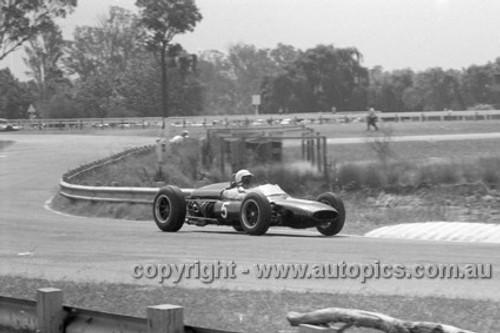 64553 - Arnold Glass, Cooper Climax -  Warwick Farm 1964 - Photographer Lance J Ruting