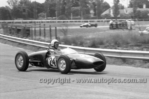 64554 - J. Larkin, Lotus 20B Ford -  Warwick Farm 1964 - Photographer Lance J Ruting