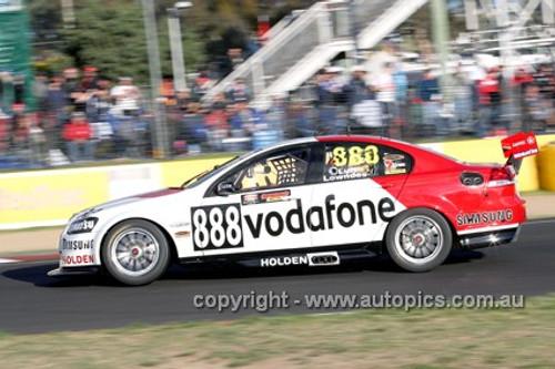 12702 - Craig Lowndes & Warren Luff, Holden Commodore VE2 -  3rd Place Bathurst 1000 - 2012  - Photographer Craig Clifford