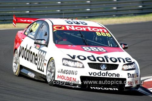 12703 - Craig Lowndes & Warren Luff, Holden Commodore VE2 -  3rd Place Bathurst 1000 - 2012  - Photographer Craig Clifford