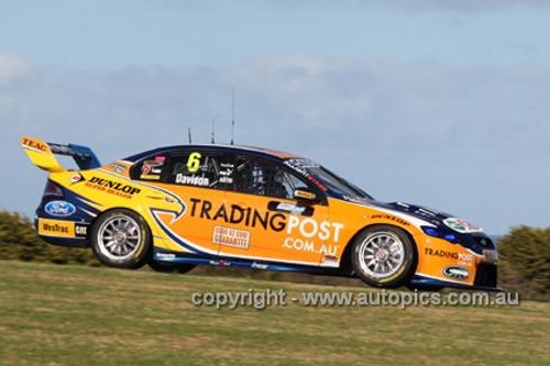 12005 - Will Davison, Falcon FG -  Phillip Island 2012  - Photographer Craig Clifford
