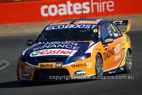12006 - Will Davison, Falcon FG -  Queensland Raceway 2012  - Photographer Craig Clifford