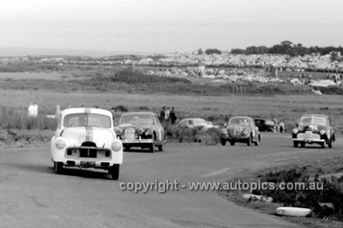 60013 -  Jim McKeown, Holden FX - Rob Roy 1960 - Photographer Peter DAbbs