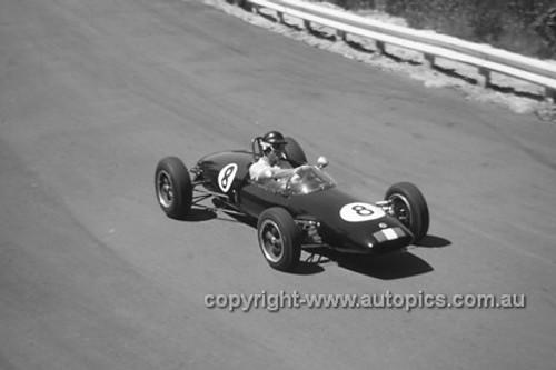 630030 - Leo Geoghegan, Lotus  - Catalina Park Katoomba  1963 - Photographer Bruce Wells.