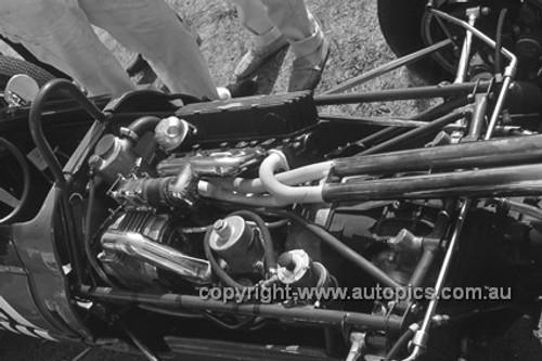 630053 - Peter Williamson, Rennmax - Warwick Farm 1963 - Photographer Bruce Wells.