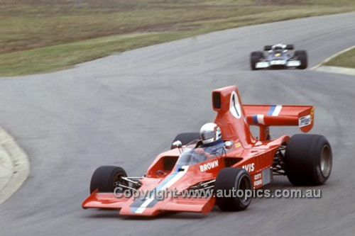 78639 - Warwick Brown, Lola T332 F5000 - Oran Park 1978  - Photographer Lance J Ruting