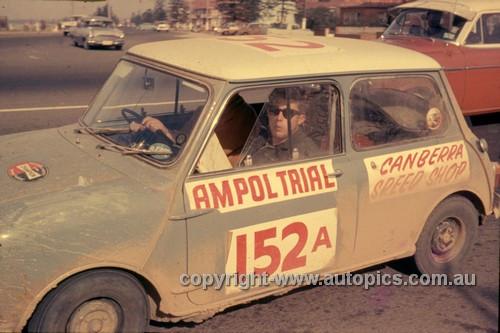 64971 - 1964 Ampol Trial - Mini - Photographer Ian Thorn