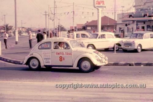 64972 - 1964 Ampol Trial - Volkswagen - Photographer Ian Thorn