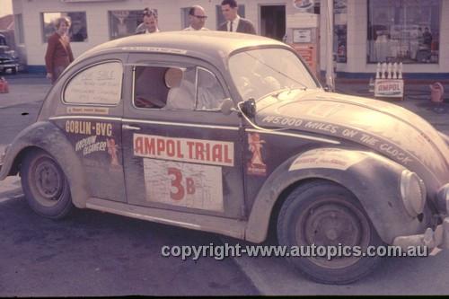 64973 - 1964 Ampol Trial - Volkswagen - Photographer Ian Thorn
