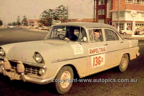64975 - 1964 Ampol Trial - Holden FB - Photographer Ian Thorn