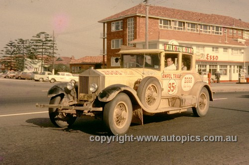 64981 - 1964 Ampol Trial - Rolls Royce - Photographer Ian Thorn