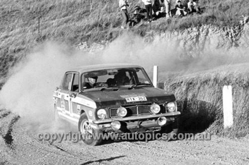 70983 - Evan Green, Austin 1800 - 1970 Southern Cross Rally