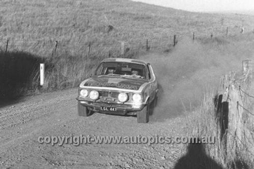 70984 - Colin Bond, Holden Torana - 1970 Southern Cross Rally