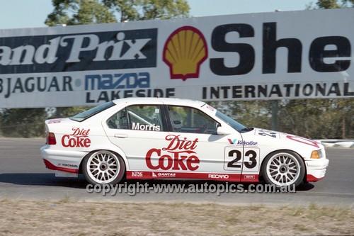 94048 - Paul Morris, BMW - Lakeside 1994 - Photographer Marshall Cass