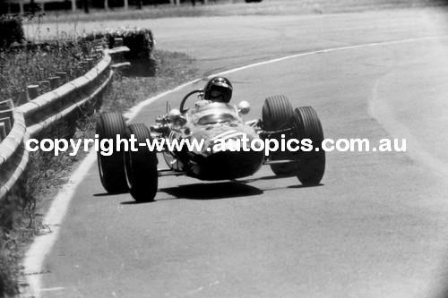 64508 - Leo Geoghegan  -  Lotus 32 Ford - Warwick Farm 1964 - Photographer Lance Ruting