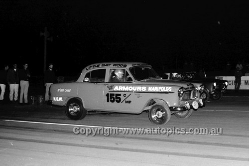 67948 - Surfers Paradise Drags 26th August 1967 - Photographer Lance J Ruting