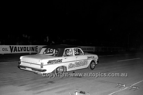 67945 - Surfers Paradise Drags 26th August 1967 - Photographer Lance J Ruting