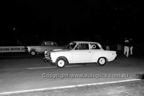 67943 - Surfers Paradise Drags 26th August 1967 - Photographer Lance J Ruting