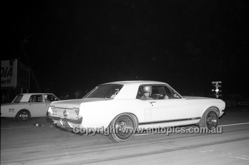 67941 - Surfers Paradise Drags 26th August 1967 - Photographer Lance J Ruting