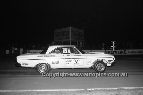 67903 - Des Leonard, Plymouth Ramcharger - Surfers Paradise Drags 26th August 1967 - Photographer Lance J Ruting
