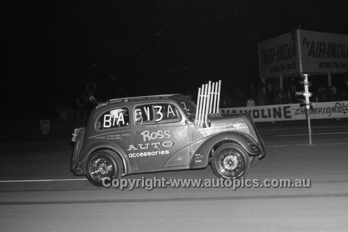 67901 - Peter Dykes - Surfers Paradise Drags 26th August 1967 - Photographer Lance J Ruting