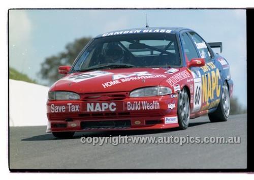 98874 - WARREN LUFF / MARK ZONNEVELD, FORD MONDEO - AMP 1000 Bathurst 1998 - Photographer Marshall Cass